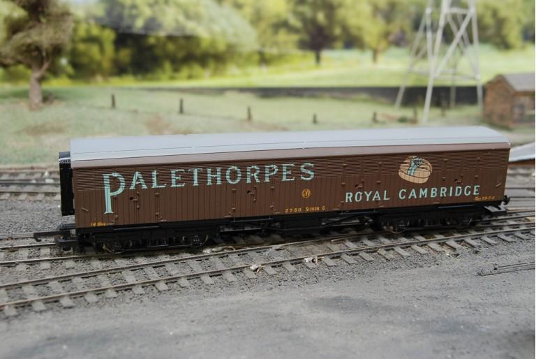 GWR Palethorpes Parcel Van 2766