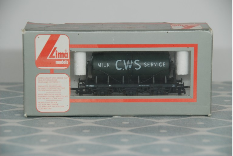 CWS Milk Tanker W44520 Lima