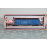 Neill & Brown Group PWA Wagon Lima