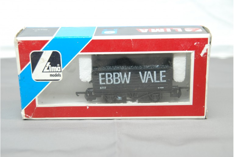Ebbw Vale 7 Plank No.6117 Lima