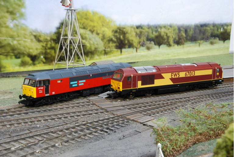 Class 47 & 67 Twin Pack Lima L204931