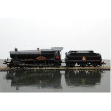 BR 4-6-0 Manor Class Lydham Manor 7827 Black