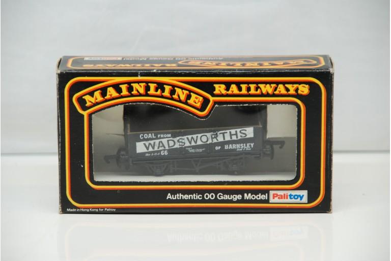 Wadsworth 5 Plank Wagon No.66