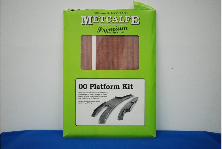 Platform Kit OO Scale by Metcalfe P0216