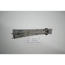 Peco SL-96 Unboxed Insulfrog Left Medium Radius Turnout