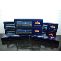 Bachmann Rake of 8 Regional Railways Coaches
