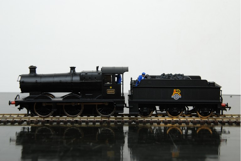 Collett Goods BR Black With Manor Tender 2203