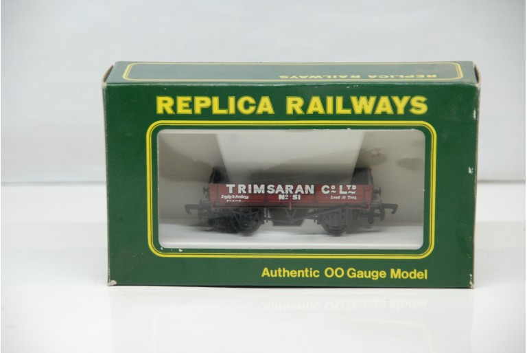 Trimsaran Co Ltd Wagon Replica Railways