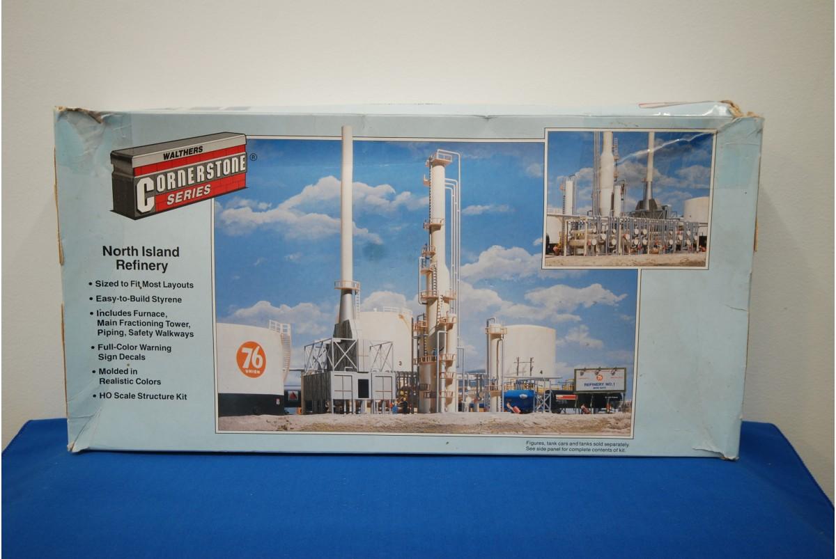 Cornerstone North Island Refinery HO Decals