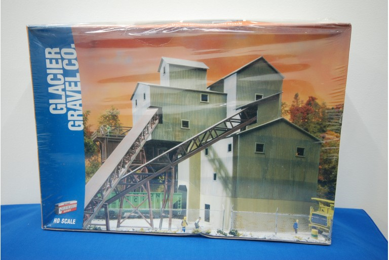 Glacier Gravel Co. HO Model Building Kit