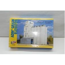Walthers ADM Grain Elevator - N-Scale Kit - 933-3225