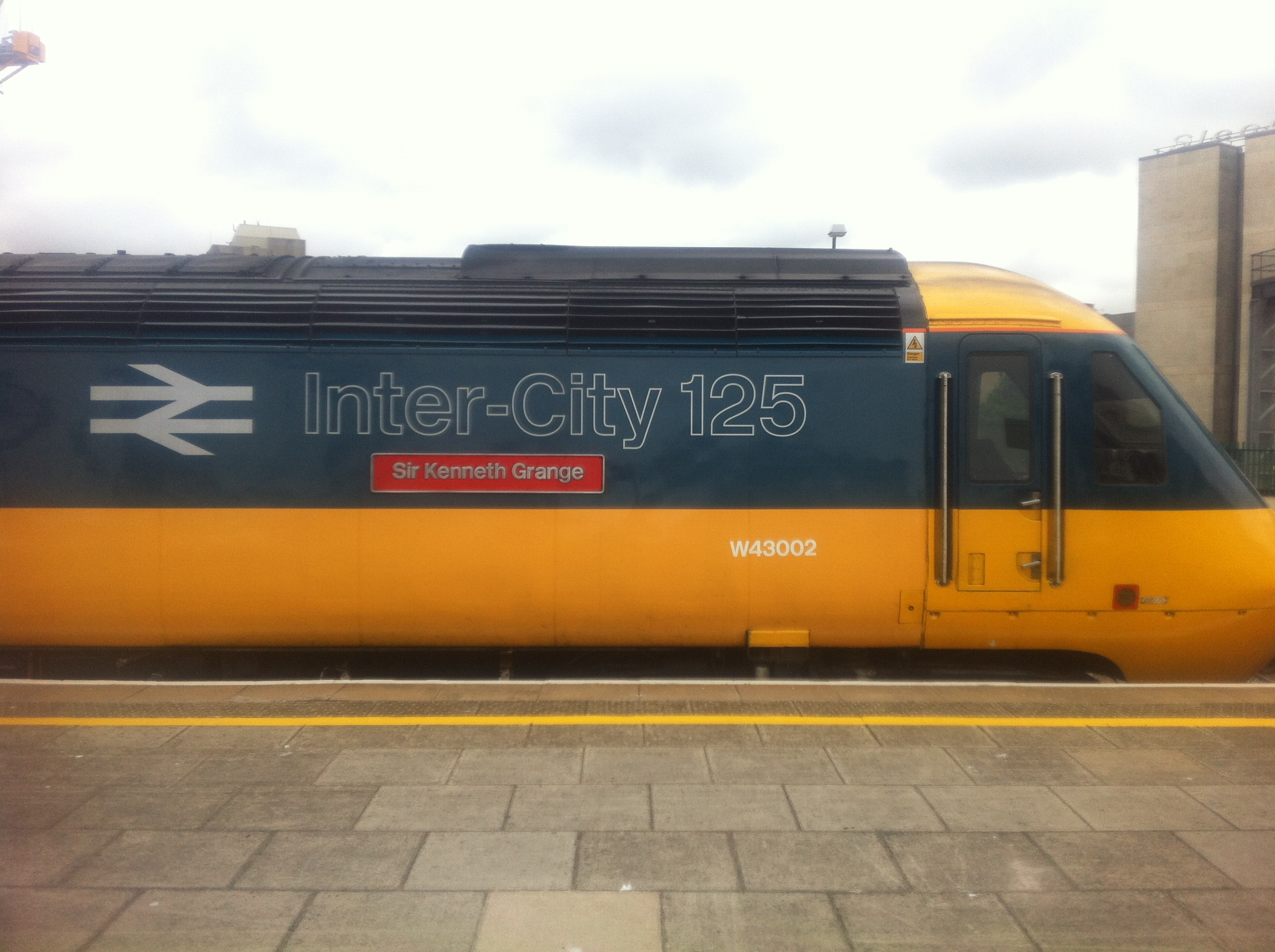 IC125 Sir Kenneth Grange Cardiff Central Class 430002